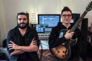 Carlos e Fran Barcia son os compositores da música do spot da XXX Mostra do Encaixe