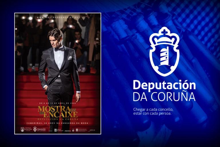 A Deputación da Coruña reforza a aposta pola Mostra do Encaixe