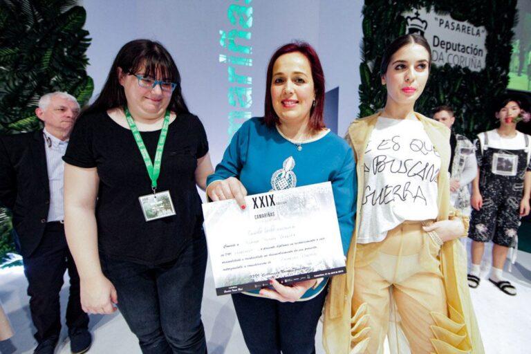 Yolanda Román: Da Pasarela da Mostra á colaborar coa revista Horizon