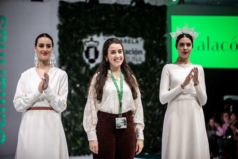 Inés Fernández a deseñadora de moda detrás da firma Lalacó