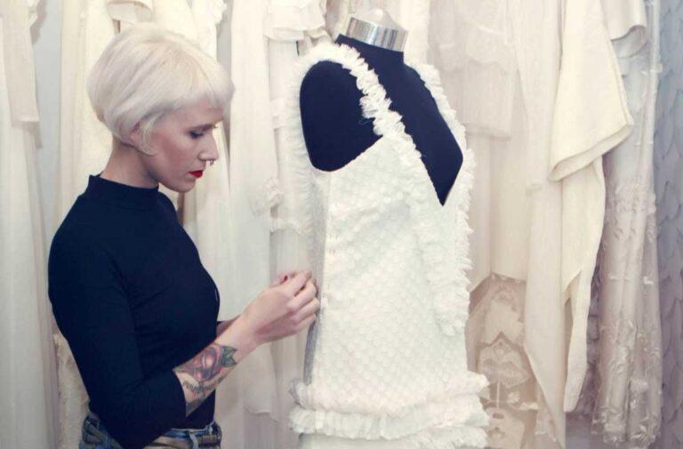 A deseñadora Sara Lage estará na XXX Mostra do Encaixe de Camariñas